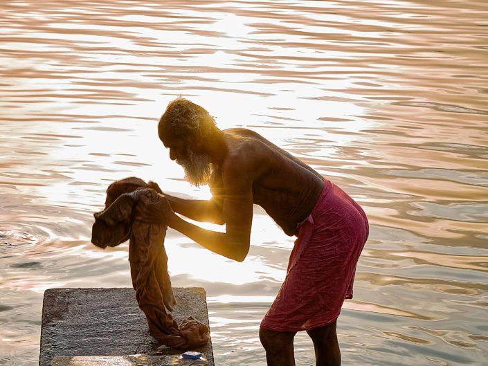 Varanasi: Alchimia in uno Sguardo